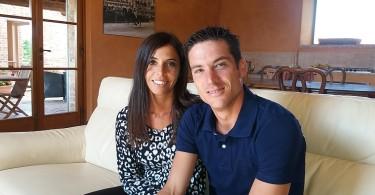 tittia e moglie