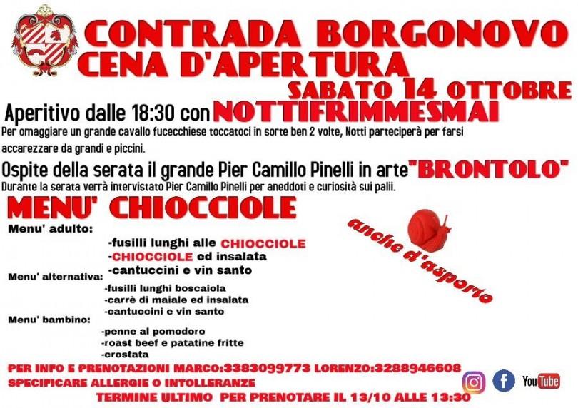 FUCECCHIO BIRONOVO 14 OTTOBRE