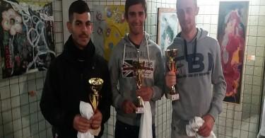 Fantini vincitori