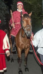 San Vincenzo Li La Quintana Debutta Al Palio Della