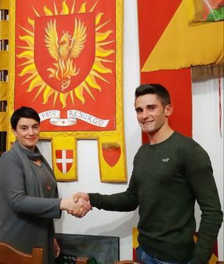 Arri federico e giorgia moncone 2019 san paolo