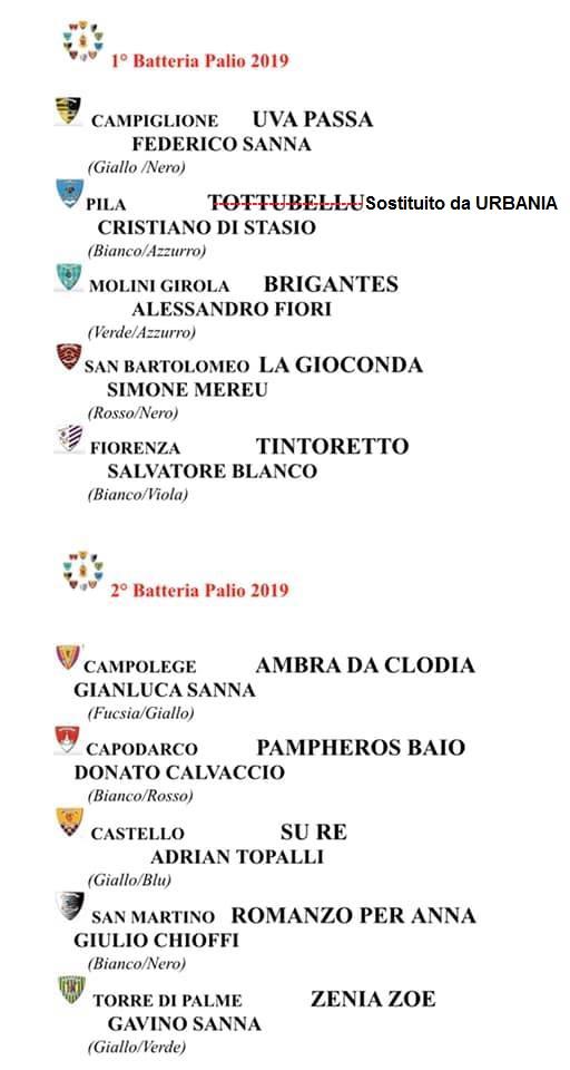 PALIO DI FERMO 2019